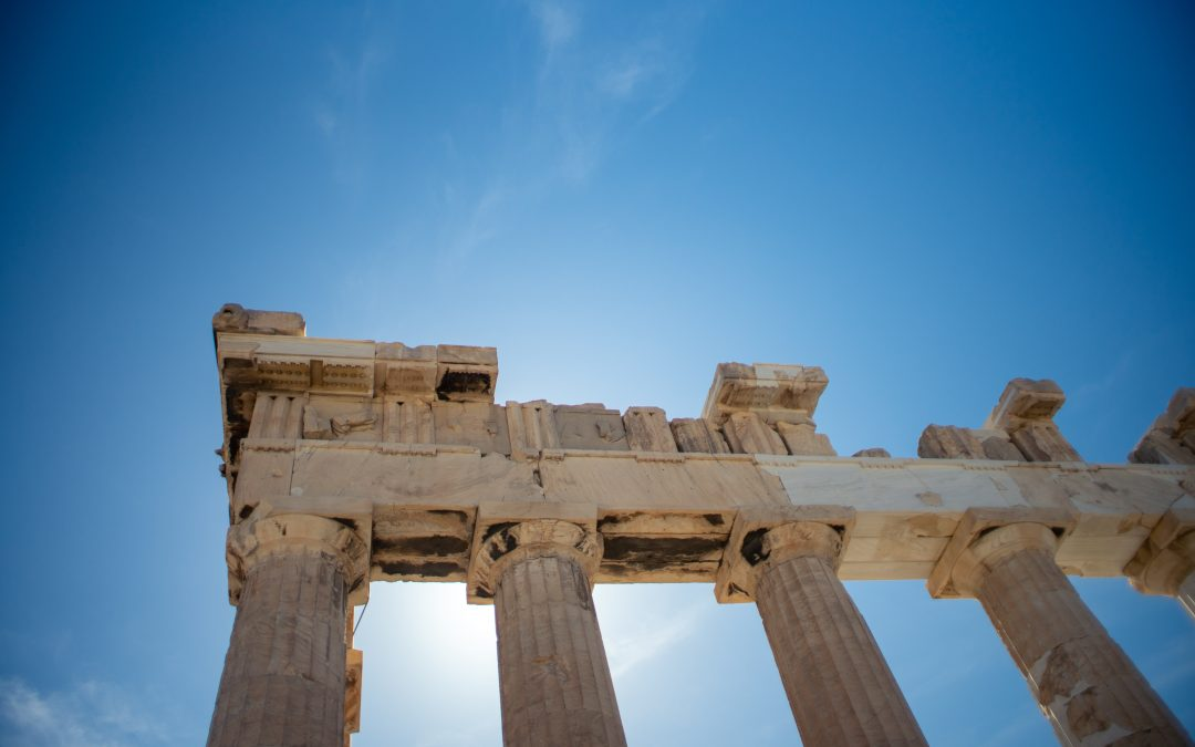 Ancient greeks and all things sport